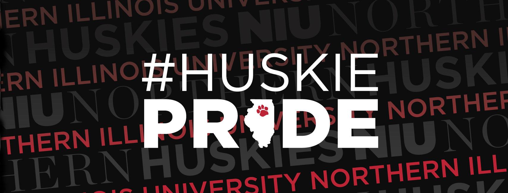 Proud Huskie - Black for Profile