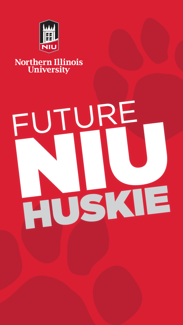 Future Huskie - Red for iphone