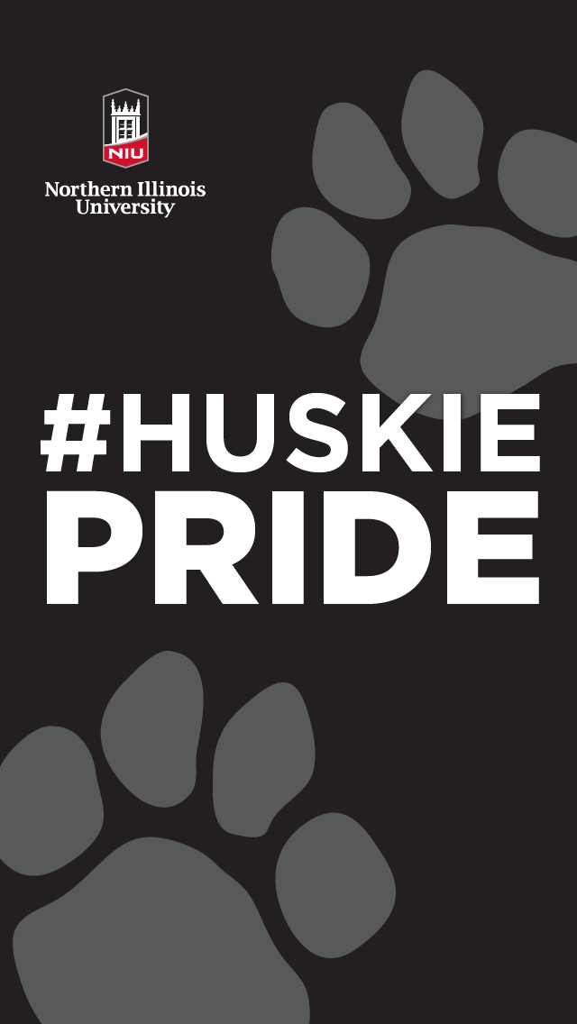 Huskie Pride - Black for iphone