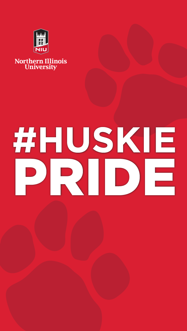 Huskie Pride - Red for iphone