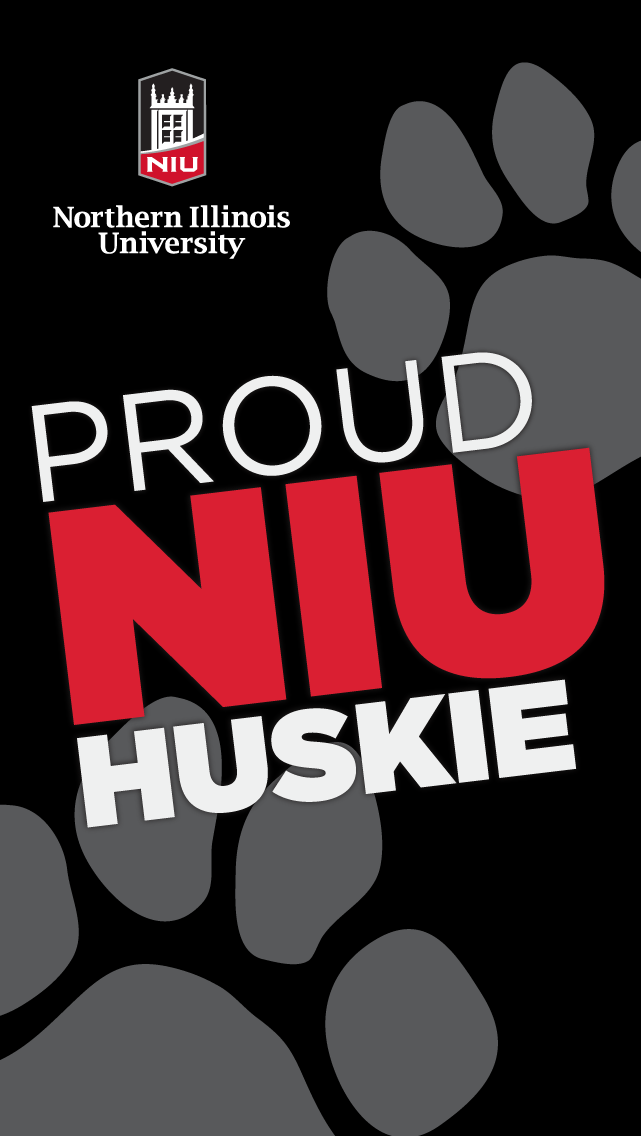 Proud Huskie - Black for iphone