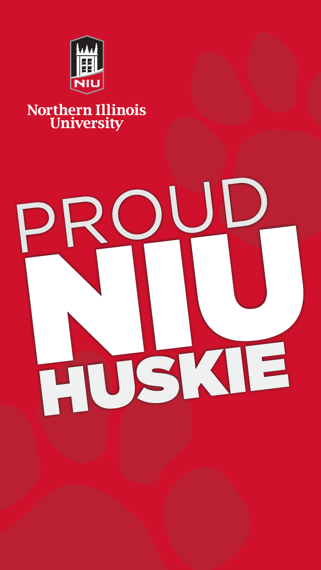 Proud Huskie - Red for iphone