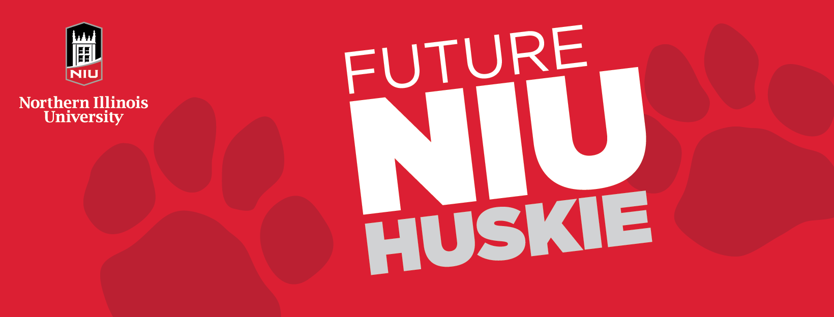 Future Huskie - Red for Profile