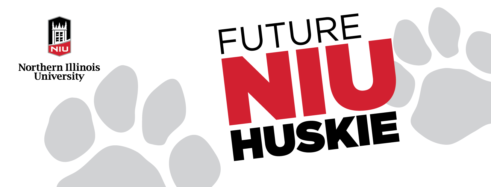 Future Huskie - White for Profile
