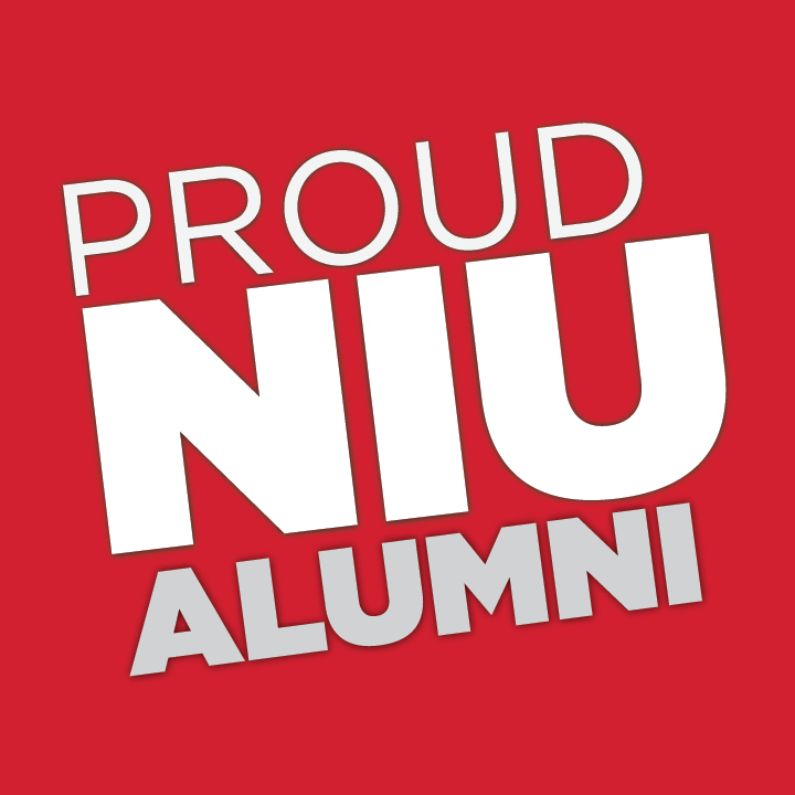 Proud Huskie Alumni - Red for Profile
