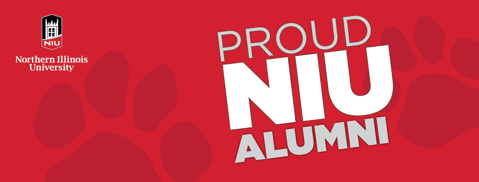 Proud Huskie Alumni - Red for Profile