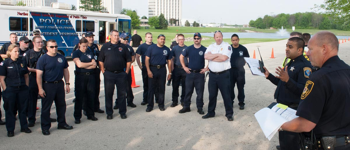 Training Niu Department Of Police And Public Safety