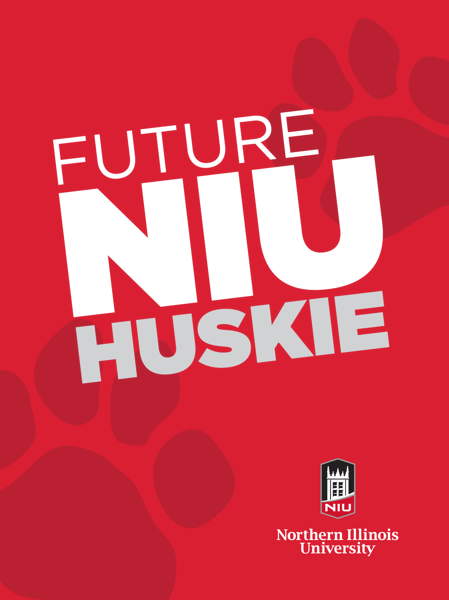 Future Huskie - Red for iPad
