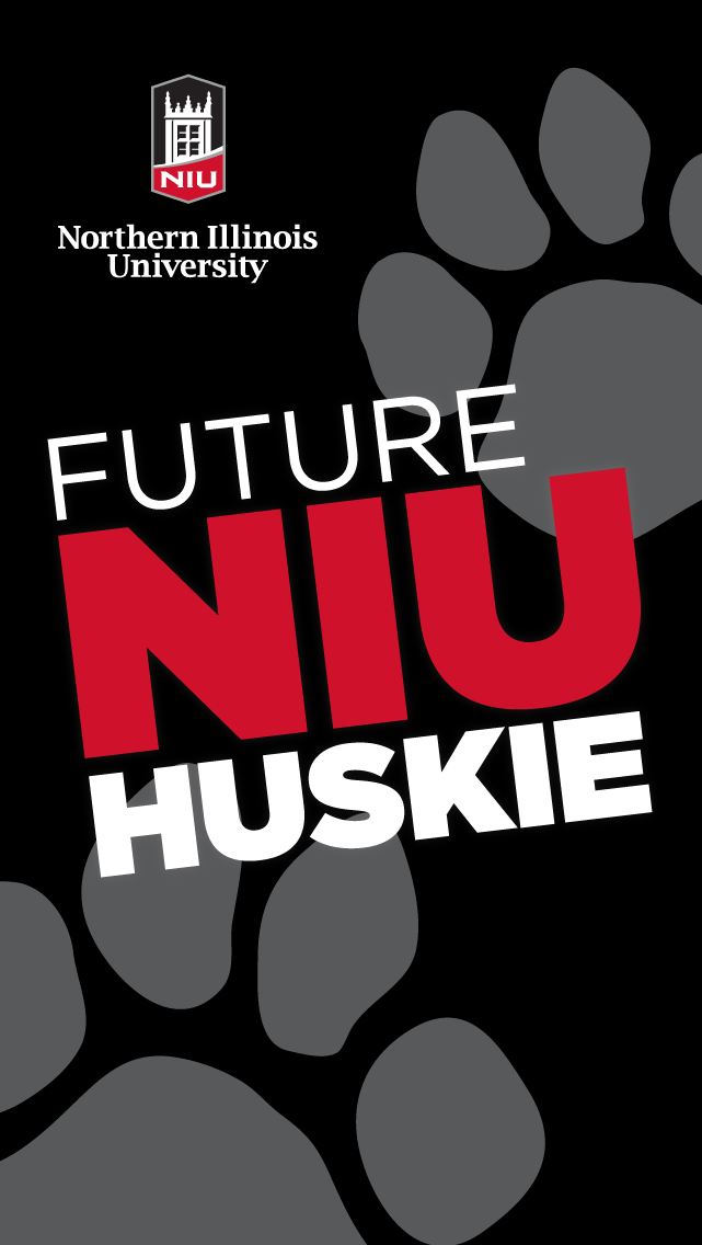 Future Huskie - Black for iphone