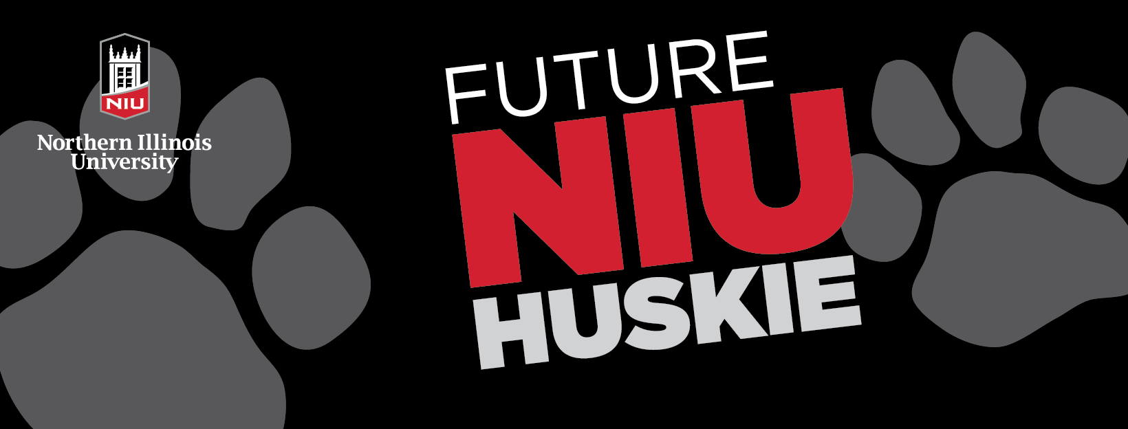 Proud Huskie - Black for Profile